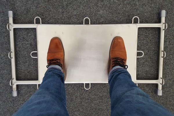 Iso-Plattform für Isometrisches Training