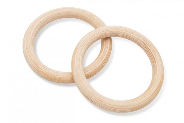Turnringe aus Schichtholz