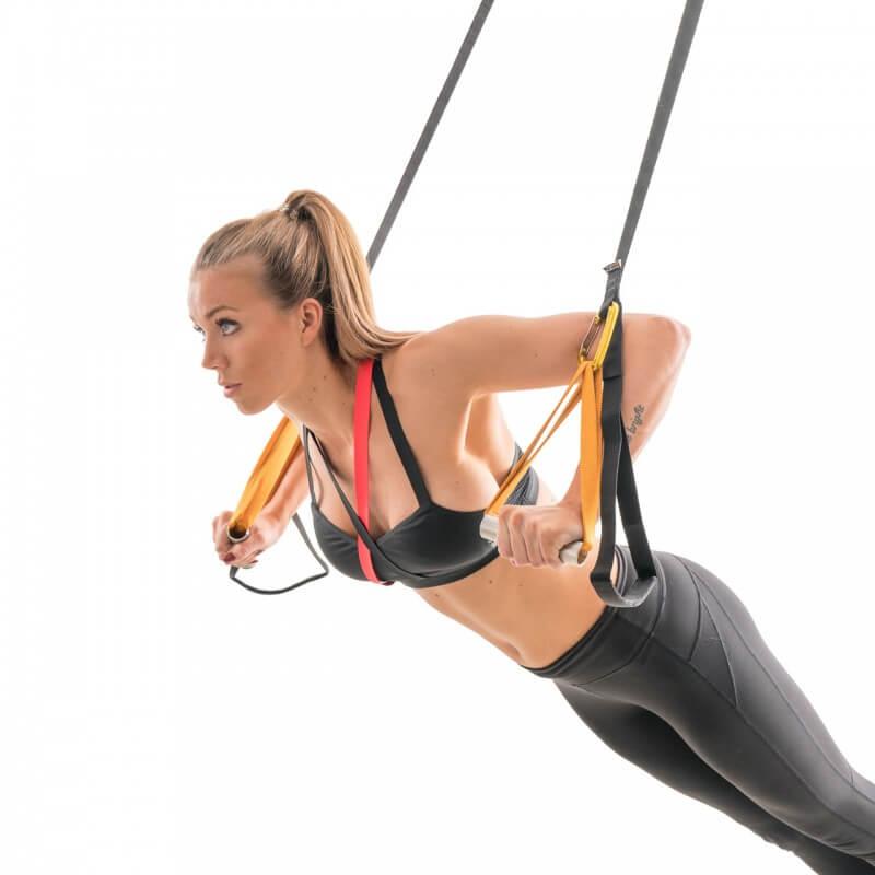 Klimmzugstange f/ür T/ürrahmen Indoor-Workout-Bar f/ür Zuhause Klimmzugstange f/ür T/ür Fitnessstudio 75/–95 cm Fitness ohne Schrauben