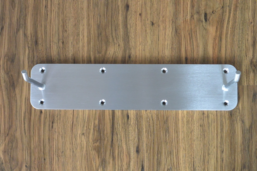 Mat holder stainless steel